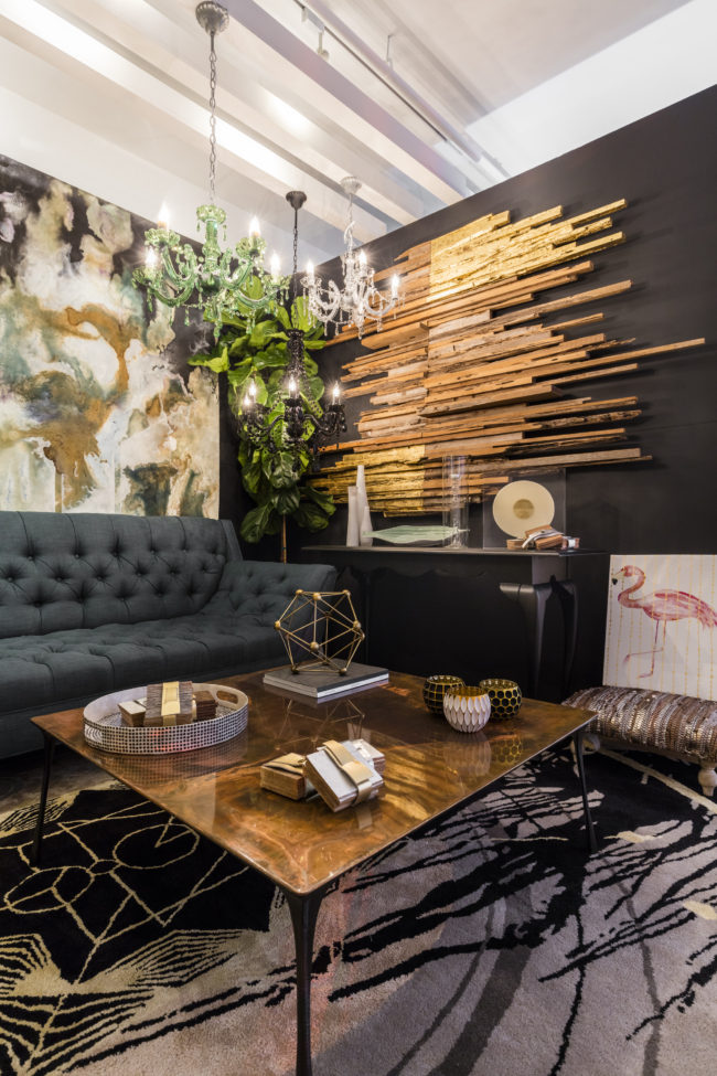 Design on A Dime Miami 2017, Rondelle V featured in South Florida Shopping Guide - Seeing Green