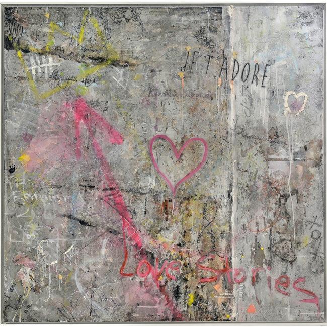 Je T'Adore: Love Stories